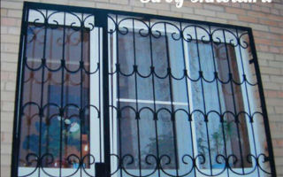 Как сделать решетку на окна — общие рекомендации и две пошаговых инструкции