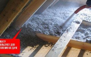 Утеплитель для стен внутри дома на даче — как правильно выбрать?