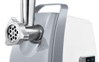 Топ-8 электромясорубок для дома: цена и рейтинг популярных моделей, правила выбора