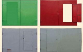 Как утеплить гаражные ворота пенопластом — пошаговая инструкция