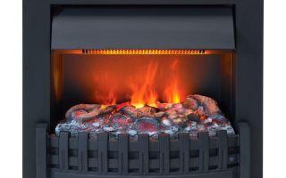 Виды электрический камин с эффектом живого пламени — как выбрать?