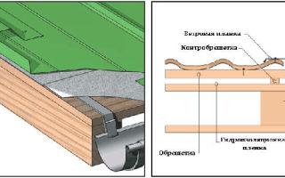 Как правильно крепить профнастил на крышу саморезами — пошаговая инструкция, как крепить профлист