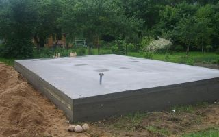 Какой фундамент нужен для дома из пеноблоков — рекомендации специалистов