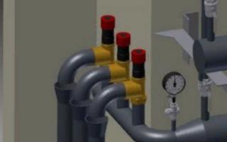 Предохранительный клапан в системе отопления — назначение, устройство, установка