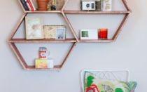 Полки на стену своими руками — 10 лучших вариантов и инструкции