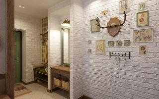 Чем отделать стены в коридоре — популярные материалы и варианты дизайнерских решений