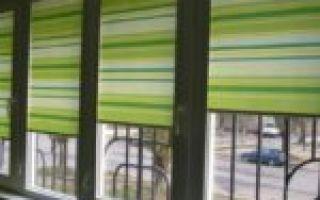 Жалюзи на окна из ткани — разновидности и процесс самостоятельного изготволения