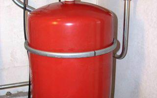 Расширительный бак для системы отопления — выбор и установка расширительного бака