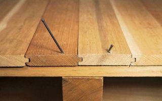 Настил деревянного пола своими руками — советы начинающим