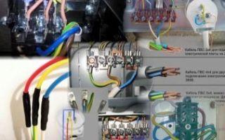 Подключение электроплиты своими руками — пошаговая инструкция