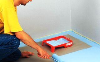 Краска для бетонного пола в гараже — выбор и практика применения