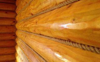 Покраска деревянного дома внутри — как выполнить самостоятельно