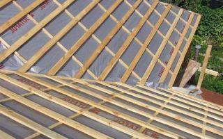 Строительство крыши частного дома своими руками — от расчетов до практического возведения