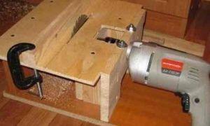 Самодельные станки и приспособления для домашней мастерской — используем чертежи и делаем своими руками