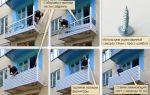 Как обшить балкон сайдингом снаружи — расчеты и пошаговое руководство для монтажа своими руками