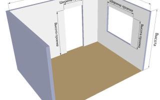 Как рассчитать площадь комнаты — вспоминаем законы геометрии + калькулятор