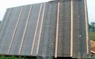 Чем крепить рубероид к деревянной крыше — рассматриваем различные варианты