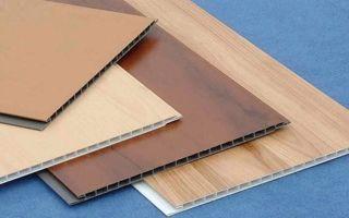 Как сделать пластиковый потолок своими руками, выбор материала