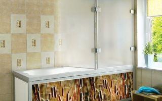 Экран для ванны своими руками — несколько доступных вариантов пошагово