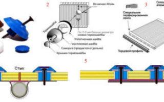 Забор из поликарбоната своими руками — инструкция по строительству