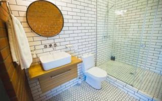Ванная комната с душевой кабиной дизайн — делимся опытом оформления