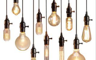 Освещение в стиле лофт — обзор вариантов освещения в интерьере