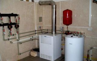 Открытая система теплоснабжения — варианты для частного дома