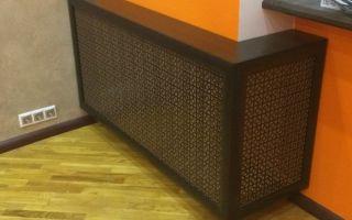 Декоративные решетки на радиаторы отопления — требования, разновидности и уровень цен