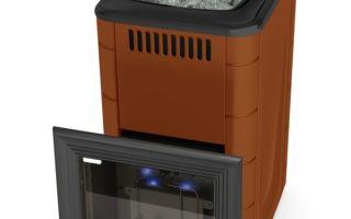 Газовые печи для бани — устройство, характеристики, правила выбора