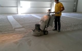 Краска для бетонных полов — обзор лучших износостойких красок