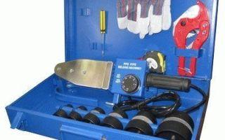Аппарат для сварки полипропиленовых труб, какой выбрать — полезные рекомендации