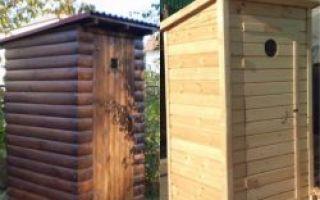 Дачный туалет своими руками — порядок постройки