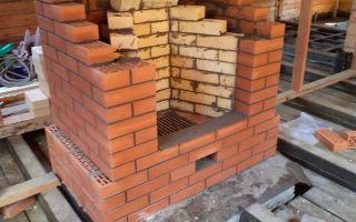 Как построить камин своими руками — пошаговая инструкция