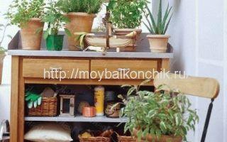 Балкон в стиле прованс — атмосфера уюта и отдыха