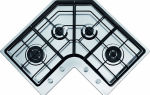 Газовая варочная панель 4 конфорки- как выбрать оптимальную модель