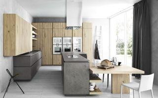 Ремонт кухни своими руками — фото, описание дизайны