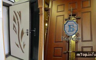 Входная дверь в квартиру: какую выбрать