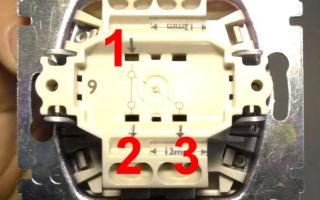 Схема подключения проходного выключателя — пошаговая инструкция