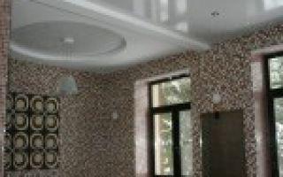 Натяжные потолки в ванной плюсы и минусы — как не ошибиться с выбором материала