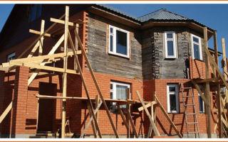 Утепление деревянного дома снаружи — делаем сами