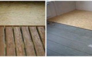 Монтаж osb на деревянный пол — как самостоятельно провести монтаж осб
