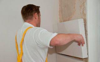 Как утеплить стену внутри квартиры — делаем самостоятельно