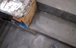 Бетонная лестница своими руками — пошагово от расчетов до заливки