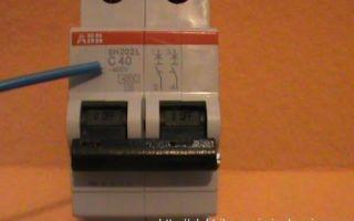 Как подключить автомат в щитке — как сделать правильный выбор и подключить автоматический выключатель