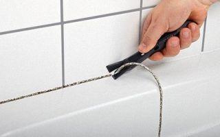Как установить на ванну пластиковый уголок — делаем самостоятельно
