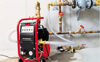 Акт опрессовки системы отопления — порядок проведения работ и составления документа