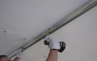 Как сделать стену из гипсокартона — пошаговая инструкция для начинающих