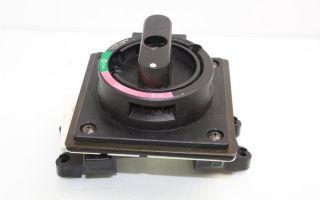 Пакетный выключатель — назначение, схема и устройство