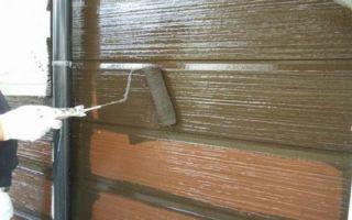 Покраска вагонки внутри дома — необходимые составы и технология их нанесения