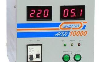 Стабилизатор напряжения 220 В для дачи, какой выбрать — полезные советы